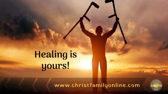 Hindrances to Receiving healing